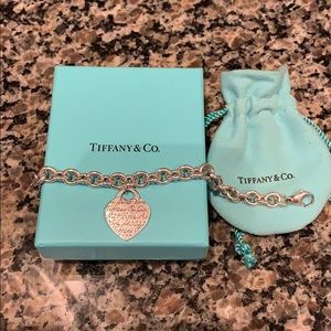 Authentic Tiffany &Co. sterling silver bracelet